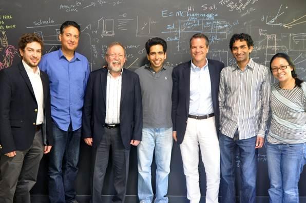 Salman Khan & Khan Academy Turkce